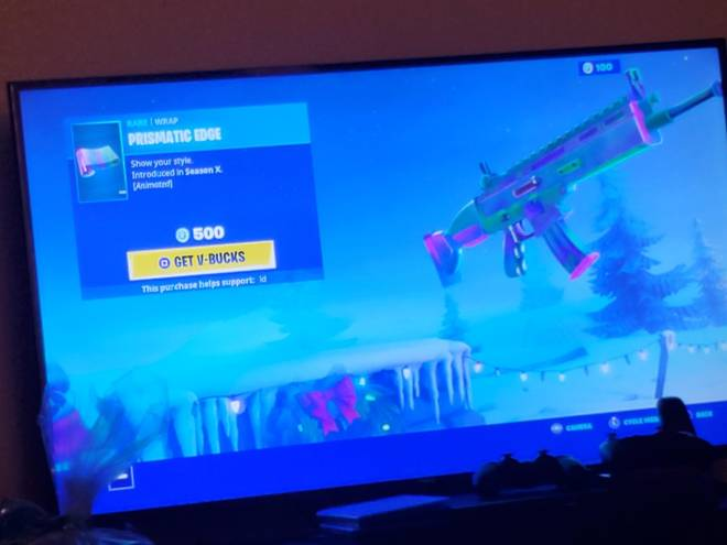 Fortnite: Battle Royale - epic makin me more sad then i already am image 2