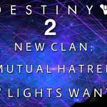 Clan Members Wanted