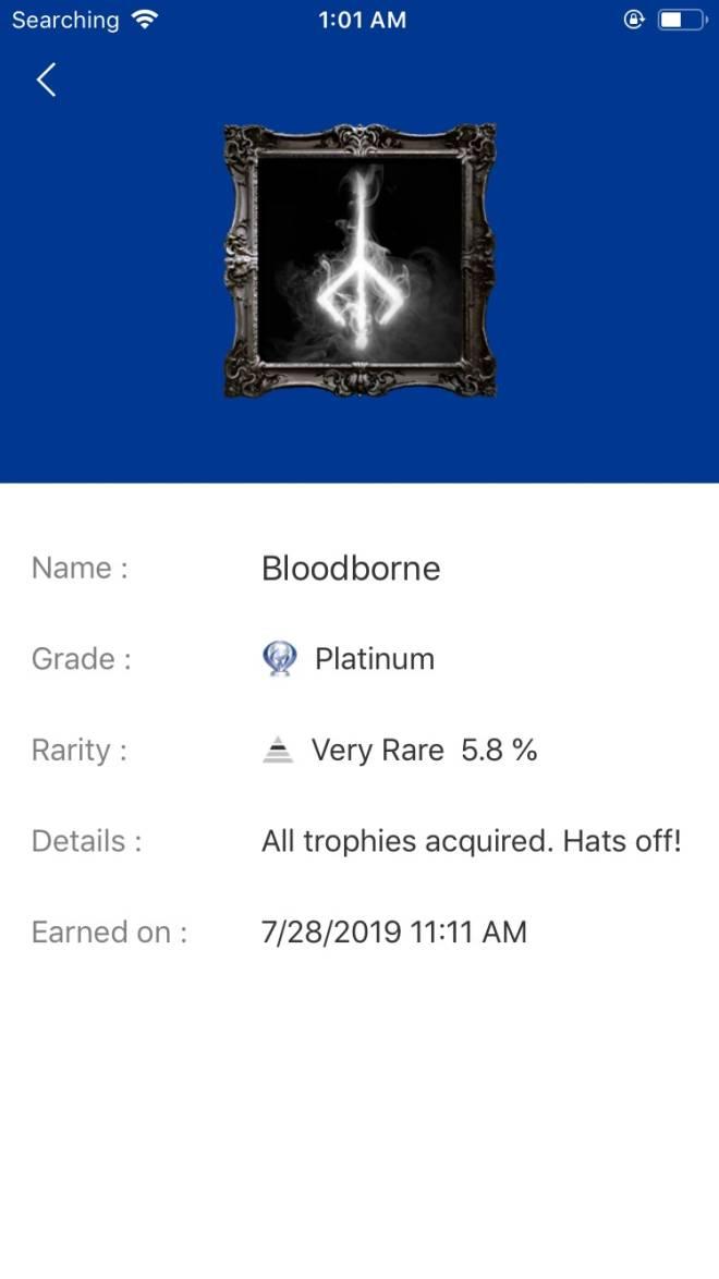 Bloodborne: General - Bloodborne Platinum image 1