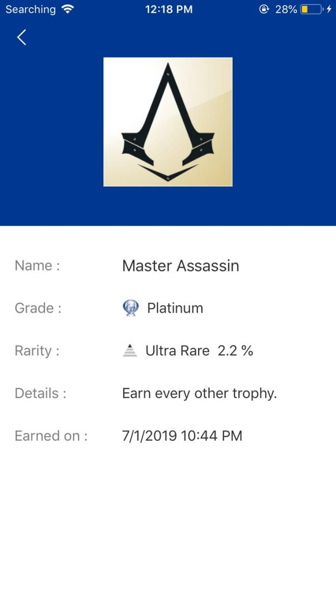 Assassin's Creed: General - Assassins Creed Syndicate Platinum image 1