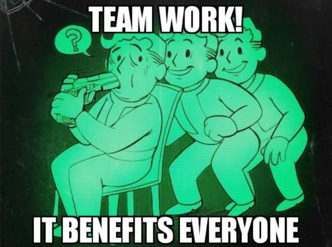 Entertainment: Memes - Team work makes the dream work  image 1