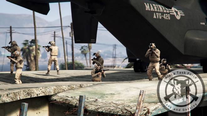 GTA: Promotions - Interested in joining a Military Crew ? Like and comment and I'll get to you❗️👍🏽 image 1