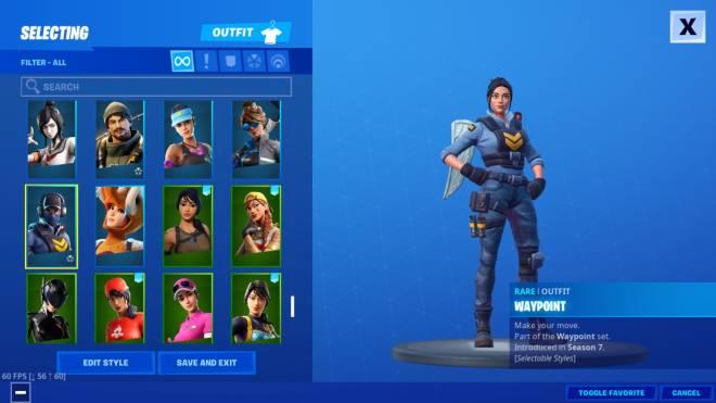 Fortnite: Battle Royale - 254 Skins......😳 image 20