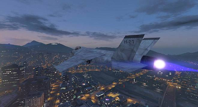 GTA: General - The Hydra: The bird in the skies image 4
