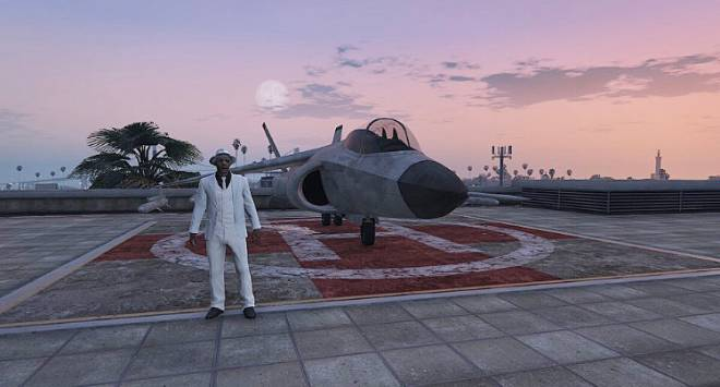 GTA: General - The Hydra: The bird in the skies image 2