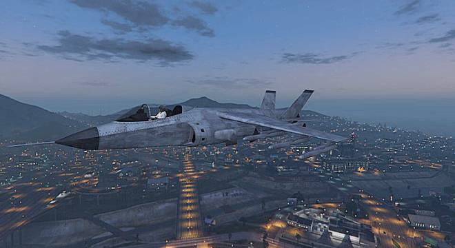 GTA: General - The Hydra: The bird in the skies image 9