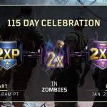 Happy 115 Day!