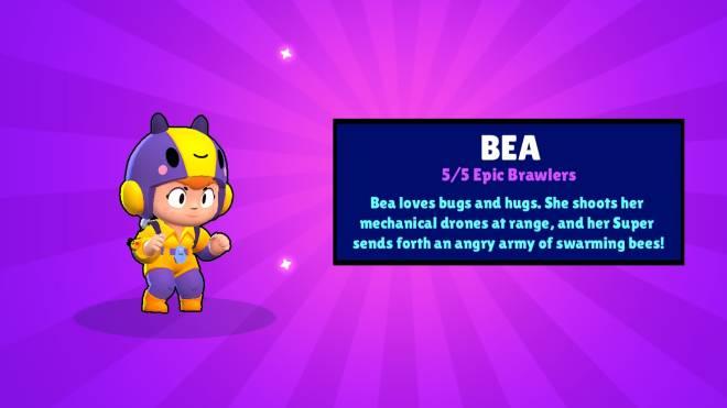 Brawl Stars: General - Bea-utiful! image 1
