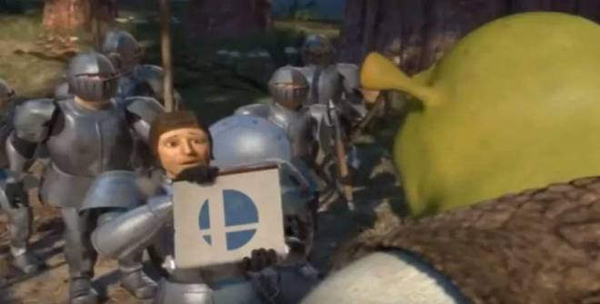 Super Smash Bros: General - Sherk is in right? image 1