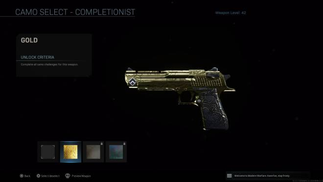 Call of Duty: General - First four gold guns I got done in morderán warfare, looking to do more.  image 1
