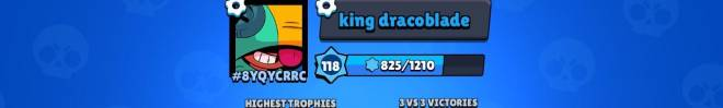 Brawl Stars: General - Add me and play some duo with me image 1