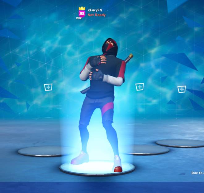 Fortnite: Battle Royale - When You Notice Everybody Losing There Ikonik Skins image 4