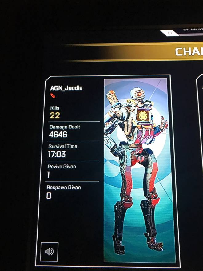 Apex Legends: Promotions - Try out for AGN NEE APEX GOD CLAN image 2