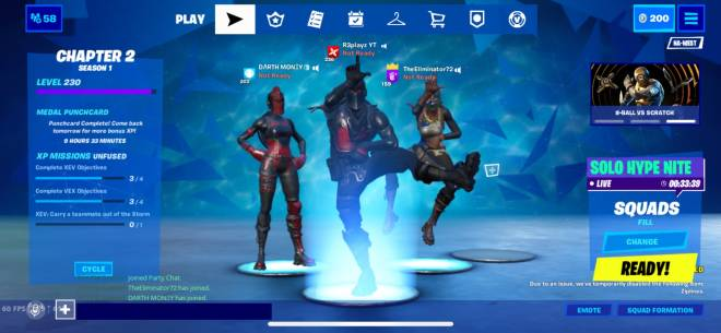 Fortnite: Looking for Group - Need someone with a knight any knight image 3