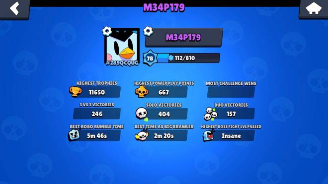 Brawl Stars: General - Who would like to help me get all of my brawlers to 500 trophies. DM me if so image 1