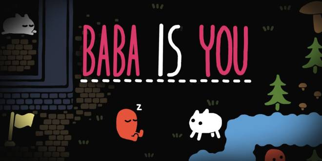 Indie Games: General - Tried and True: Baba Is You image 3