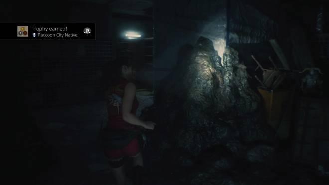Resident Evil: General - Resident Evil 2 remake platinum image 1