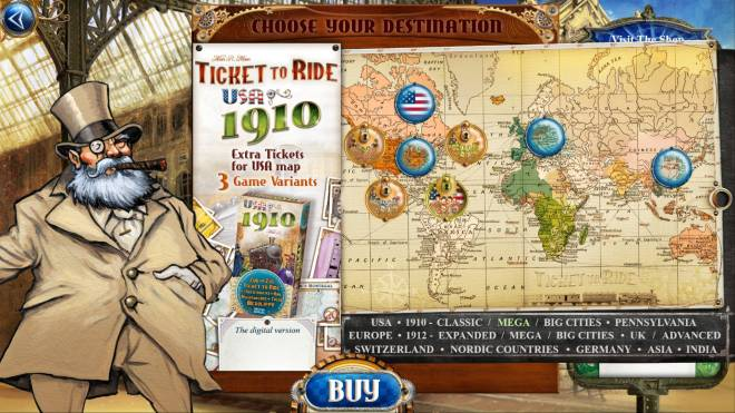 Indie Games: General - First Impressions: Ticket to Ride image 8