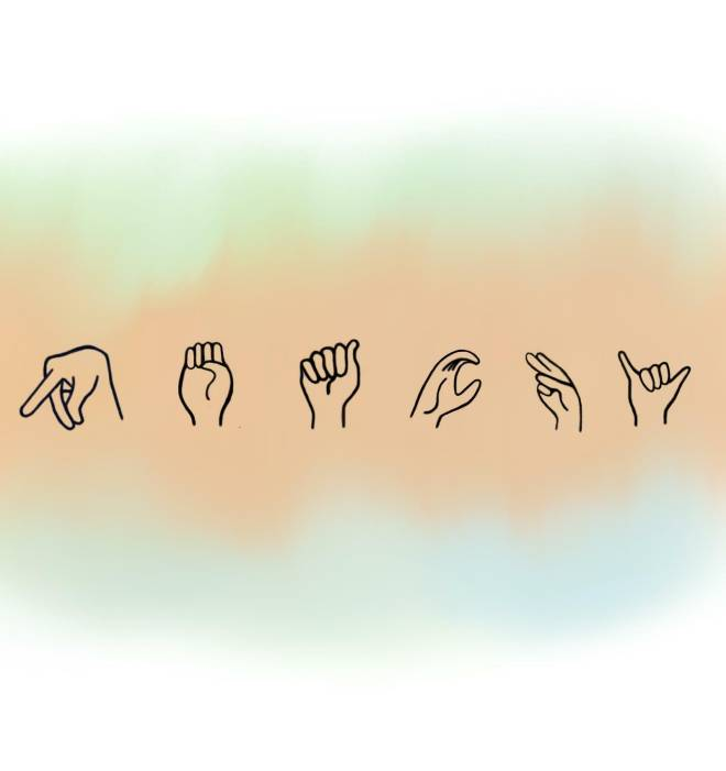 Entertainment: Art - Drawing hands day 6!!! image 1