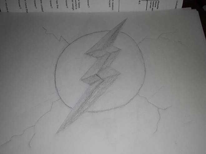 Entertainment: Art - Flash Logo Design image 2