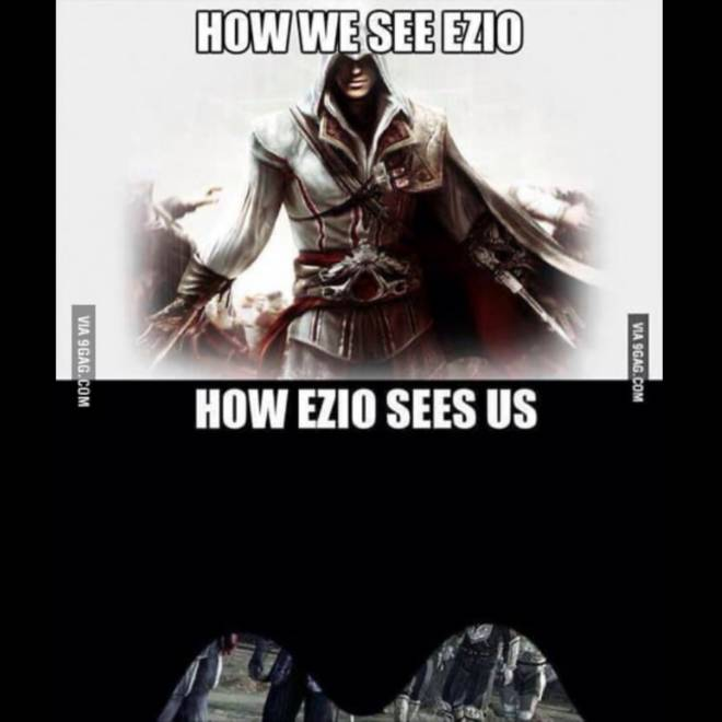 Assassin's Creed: General - Assassin memes image 1