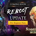[Notice] 4.0 Reboot Update: Heir of Light x Summoners War Collaboration Pre-Registration