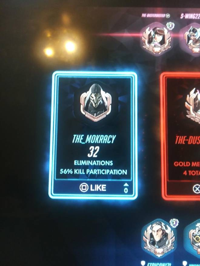 Overwatch: General - Reaper practice paid off image 2