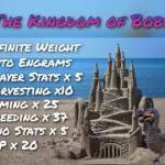 The kingdom of bobs ps4/pvp rag and center
