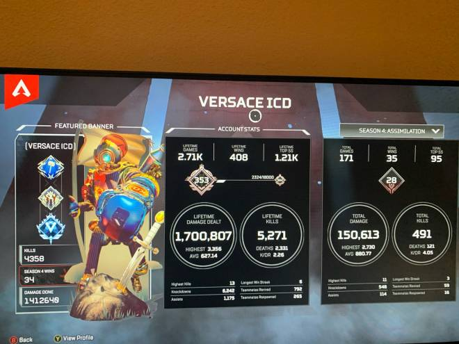 Apex Legends: Looking for Group - Pathfinder main looking for people with mics good call outs and can hold their own in most 1v1s let image 3