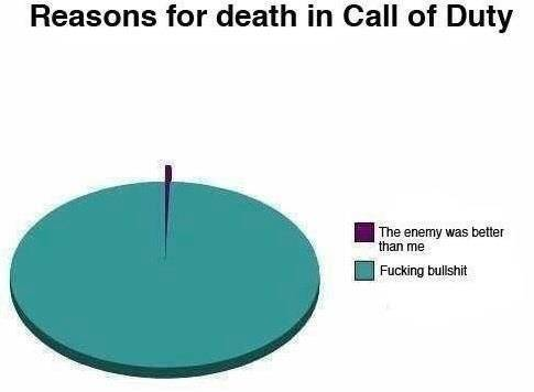 """Call of Duty: Memes - """"The Only Reason"""" image 1"""