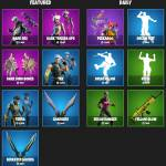 Today item shop 2-20-20