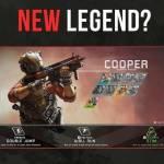Copper legend?