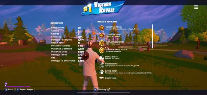 Fortnite: Looking for Group - I'm on mobile using a controller image 3