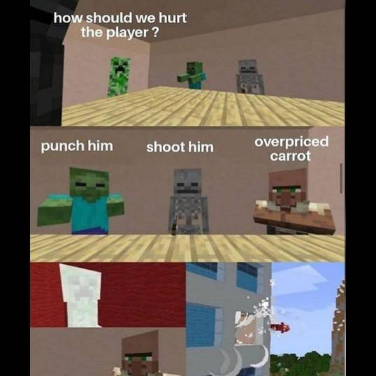 Minecraft: Memes - Yeet image 1