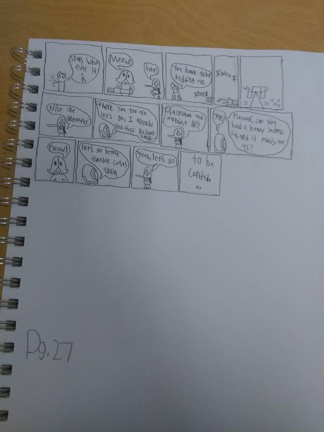 Fortnite: Battle Royale - Fortnite comic chapter 1-10 image 12