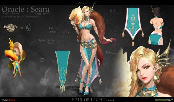 HEIR OF LIGHT: Update Preview & Patch Notes - [Notice] 4.0 Update Patch Note image 42