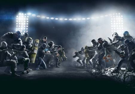 The Daily Moot: R6 Siege Going Free-to-Play