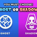 Fortnite GHOST vs SHADOW Event!