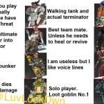 Choose your Legend - Randoms edition