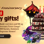 [Event] TWO Many Gifts! HoL's 2nd Anniversary! Event (3/3 ~ 4/13 CDT) [Extended]