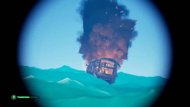 Sea of Thieves: General - End of Another Session  image 1