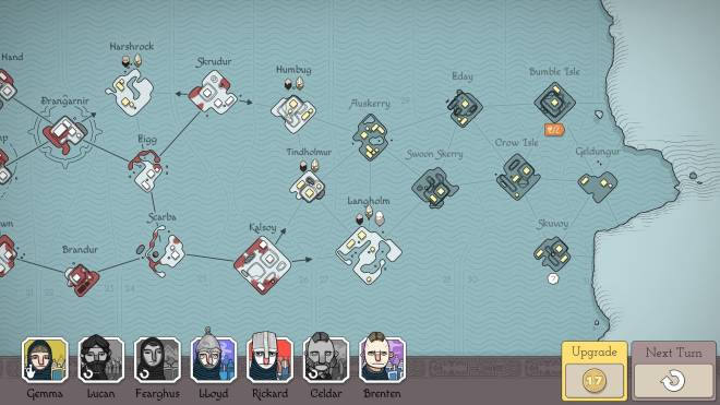 Indie Games: General - First Impressions: Bad North Jotunn Edition image 7