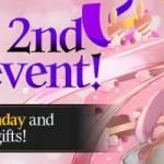 [Event] A Wonderful 2nd Anniversary Event (3/6 ~ 3/25 CST/CDT)