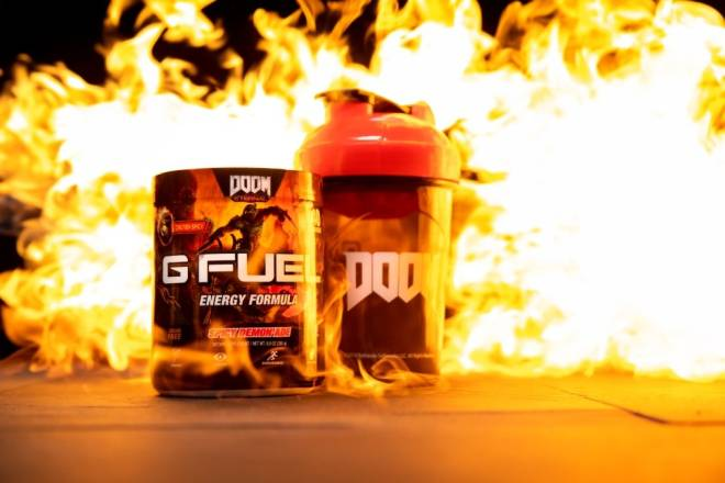 G Fuel: General - New GFUEL Flavor Out - Spicy Demon'ade image 4