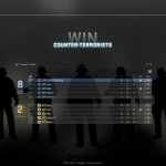 wow this was my first time on csgo(expert bots changed accuracy 85%.)
