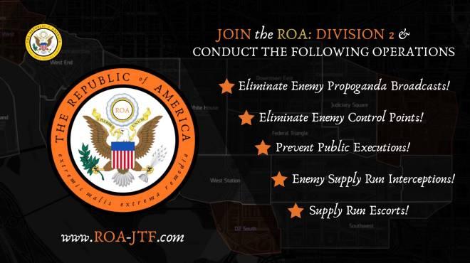 The Division: General - ROA REGULATORS  image 2