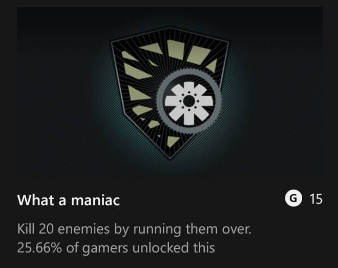 Ghost Recon: General - Best achievement I've ever received so far. image 1