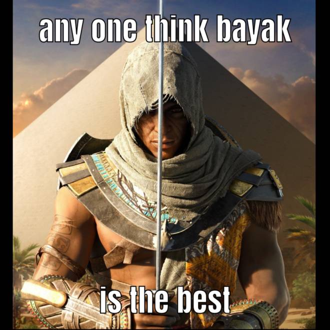 Assassin's Creed: General - Bayak  image 1