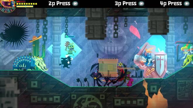 Indie Games: General - Ryan's Always Right: Guacamelee! image 6