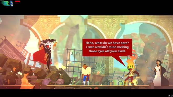 Indie Games: General - Ryan's Always Right: Guacamelee! image 4